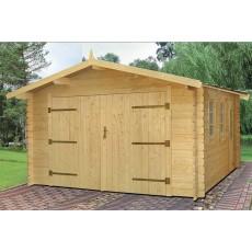Garage Corete 14 (4 x 5,5 m, 44 mm)