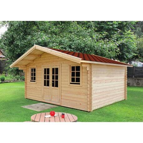Log Cabin Yorkshire (5 x 4 m, 34 mm)